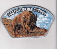 SO FLA CNCL WOODBADGE BISON CSP South Florida Council #84