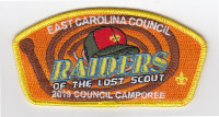 Raiders Of The Lost Scout CSP East Carolina Council #426