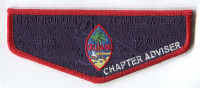 Aloha lodge chapter flap Aloha Council #104
