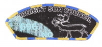 Midnight Sun Council 696 CSP (Blue and Gold)  Midnight Sun Council #696
