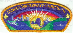 Patch Scan of seneca waterways council csp