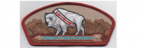 NOAC CSP Maroon Border (PO 87677) Buffalo Trail Council #567