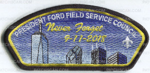 Patch Scan of PFFSC 9-11 2018 CSP