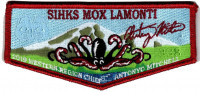Mount Baker Council Sihks Mox Lamonti Western Region Chief 2019 Mount Baker Council #606