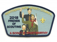 FOS 2018 - A Scout is Trustworthy CSP Northern New Jersey Council #333