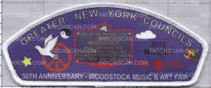 Patch Scan of Site Marker -379970-A