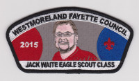 Jack Waite Eagle Scout Class 2016 CSP Westmoreland-Fayette Council #512