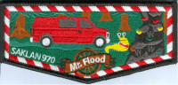 Saklan 970 Mr. Flood FLAP  Silicon Valley Monterey Bay Council #55