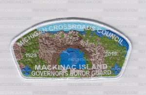 Patch Scan of Mackinac Island CSP full color