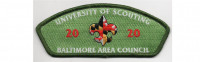University of Scouting CSP (PO 89188) Baltimore Area Council #220