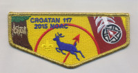 B10155-NOAC Flap Bottom East Carolina Council #426