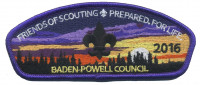 Friends of Scouting - Black Border Baden-Powell Council #381