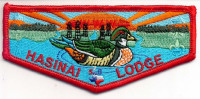 Hasinai Lodge Flap Three Rivers Council #578