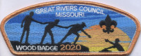 Wood Badge - 403811 Great Rivers Council #653
