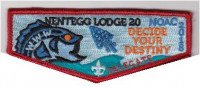 Nentego Lodge 20 NOAC 2018 Flap Del-Mar-Va Council #81
