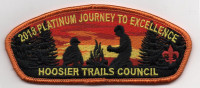 HTC PLATINUM Hoosier Trails Council #145