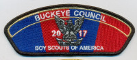 Buckeye Council Eagle 2017 CSP Buckeye Council #436
