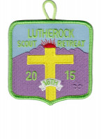 LUTHEROCK 2015 LUTHEROCK SCOUT RETREAT