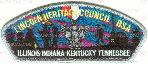 Patch Scan of LHC Eagle CSP IL IN KY TN