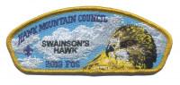 Hawk Mountain Council - 2019 FOS (Swainson's Hawk) Hawk Mountain Council #528