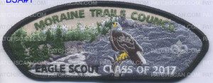 Patch Scan of 350611 MORAINE TRAILS