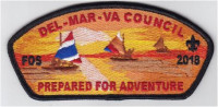 DEL-MAR-VA PREPARED FOR LIFE FOS 2017 Del-Mar-Va Council #81