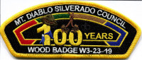 Mt Diablo Silverado Council - csp Mount Diablo-Silverado Council #23
