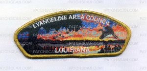 Patch Scan of Evangeline Area Council CSP