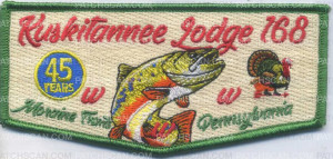 Patch Scan of 45 Years -368745-A