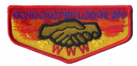 Echockotee Lodge 200 - WWW - Foam  North Florida Council #87
