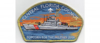 Popcorn for the Military CSP Coast Guard Gold (PO 88054) Central Florida Council #83