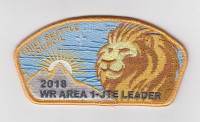 .2018 WR AREA 1-JTE LEADER CHIEF SEATTLE CSP Mount Baker Council #606