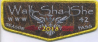 348966 WAH SHA SHE Ozark Trails Council #306