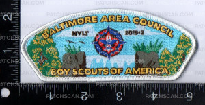 Patch Scan of Baltimore Area Council NYLT