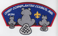 Silver Beaver CSP Chief Cornplanter Council #538