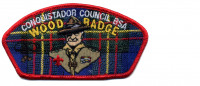 Conquistador Wood Badge CSP (34169) Conquistador Council #413