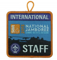 Tb 209539 DS Jambo 2013 STAFF Direct Service Council #800