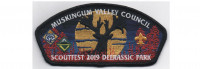 Scoutfest 2019 CSP (PO 88012) Muskingum Valley Council #467