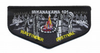 MIKANAKAWA 101  Circle Ten Council #571