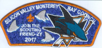 SVMBC Join The Scouting Friend-Zy 2017 CSP  Silicon Valley Monterey Bay Council #55