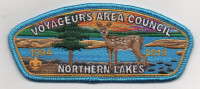 25 ANNIVERSARY VAC CSP NORTHERN LAKES Voyageurs Area Council #286