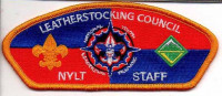 Leatherstocking Council NYLT Crew Staff 2018 Leatherstocking Council