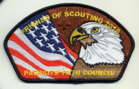 Friends of Scouting 2016  Patriots' Path Council #358