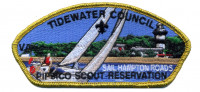 Pipsico S.R. CSP (34174) Tidewater Council #596
