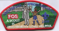GLAAC FOS 2019 CSP A Scout Is Trustworty Loyal Helpful  Greater Los Angeles Area Council #33