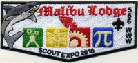 Malibu Lodge Scout Expo 2016 Western Los Angeles County Council #51