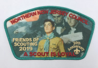FOS 2019 A Scout Is Loyal Northern New Jersey Council #333