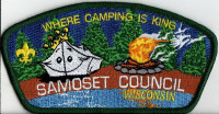 Samoset Council Camp Tesomas Akela Flames 2019 Samoset Council #627