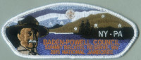 BADEN-POWELL TROOP JSP WHITE BORDER Baden-Powell Council #381