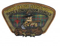 Wood Badge Association CSP Wood Badge Association (Yucca & Conquistador Councils)